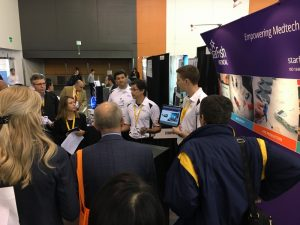 BIOMEDevice San Jose 2016 Innovation Tour stops at StarFish booth