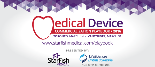Medical Device Commercialization Playbook 2016