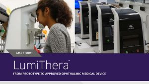 LumiThera Receives $2.5 Million National Eye Institute Grant