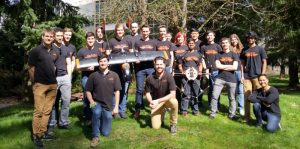UVic AERO Student Engineering Team