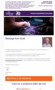 August 2019 Medtech News