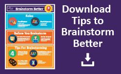 Brainstorm Better