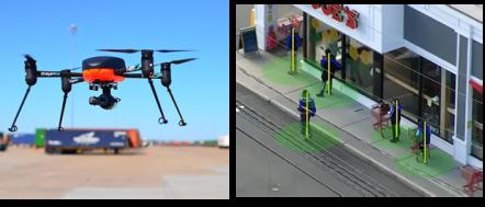 COVID-19 Medical innovations DRONES