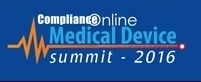 complianceonline-medical-device-summit-2016