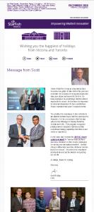 December 2018 Medtech News
