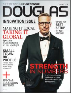 Douglas Magazine 2016