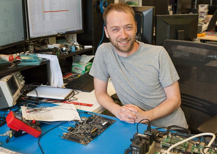 Electronics Engineer Co-op