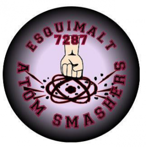Esquimalt High School robotics team logo