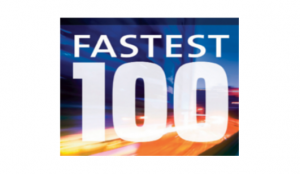 Fastest 100 logo
