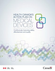 Health Canada's Action Plan on Medical Devices