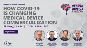 how covid-19 is changing medical device commercialization
