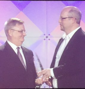 LSBC Strategic Life Sciences Partner of the Year award