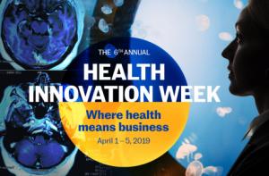 Innovation Health week 2019