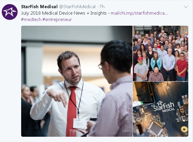 July 2018 Medtech News+ Insights