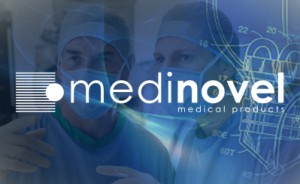 Logo With MedTech in the background