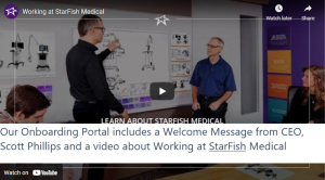 StarFish Onboarding Portal