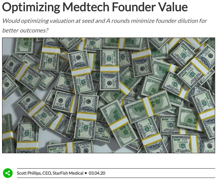 Optimizing Medtech Founder Value