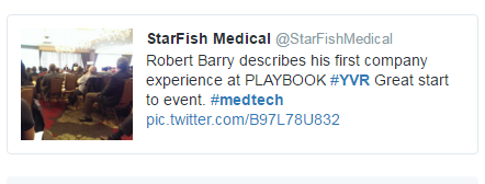 RObert Barry PB tweet
