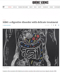 SIBO: a digestive disorder