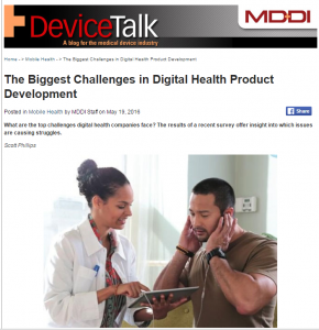 The Biggest Challenges in Digital Health Product Development