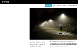 Douglas Magazine: The Story of First Light Technologies' Improved Business Strategy