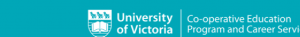UVic Co-Op logo