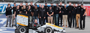 UVic Formula Motorsport team
