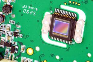 Medical Device Camera Sensor
