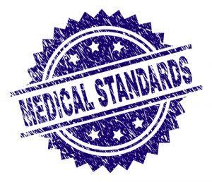 Which standards apply to your medical device