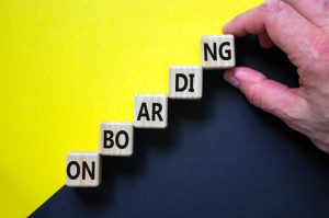 Considerations for Successful Onboarding