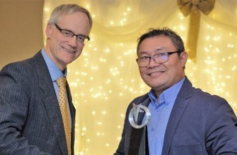 2019 StarFish Group honors for outstanding contributio