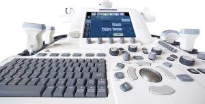 Ultrasound unit from GE Healthcare