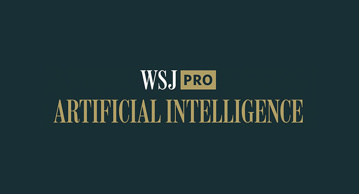 WSJ PRO: AI Helps Small Medical-Device Makers Punch Above Their Weight